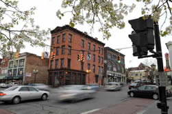 African American Cultural Center of the Capital Region 135 South Pearl Street Albany NY Building